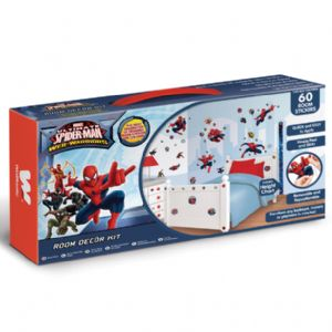 Spiderman Room Decor Kit